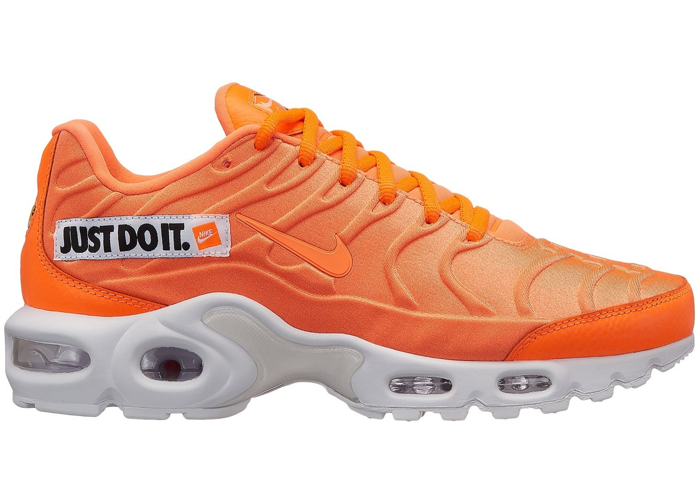 Nike Air Max Plus Just Do It Pack Orange (W) - 862201-800