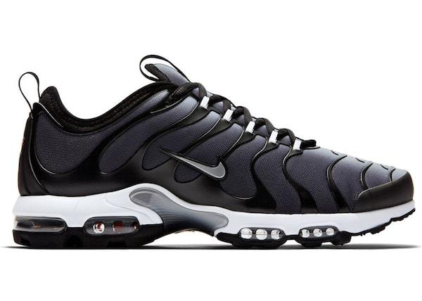 Nike Air Max Plus TN Ultra Black Silver
