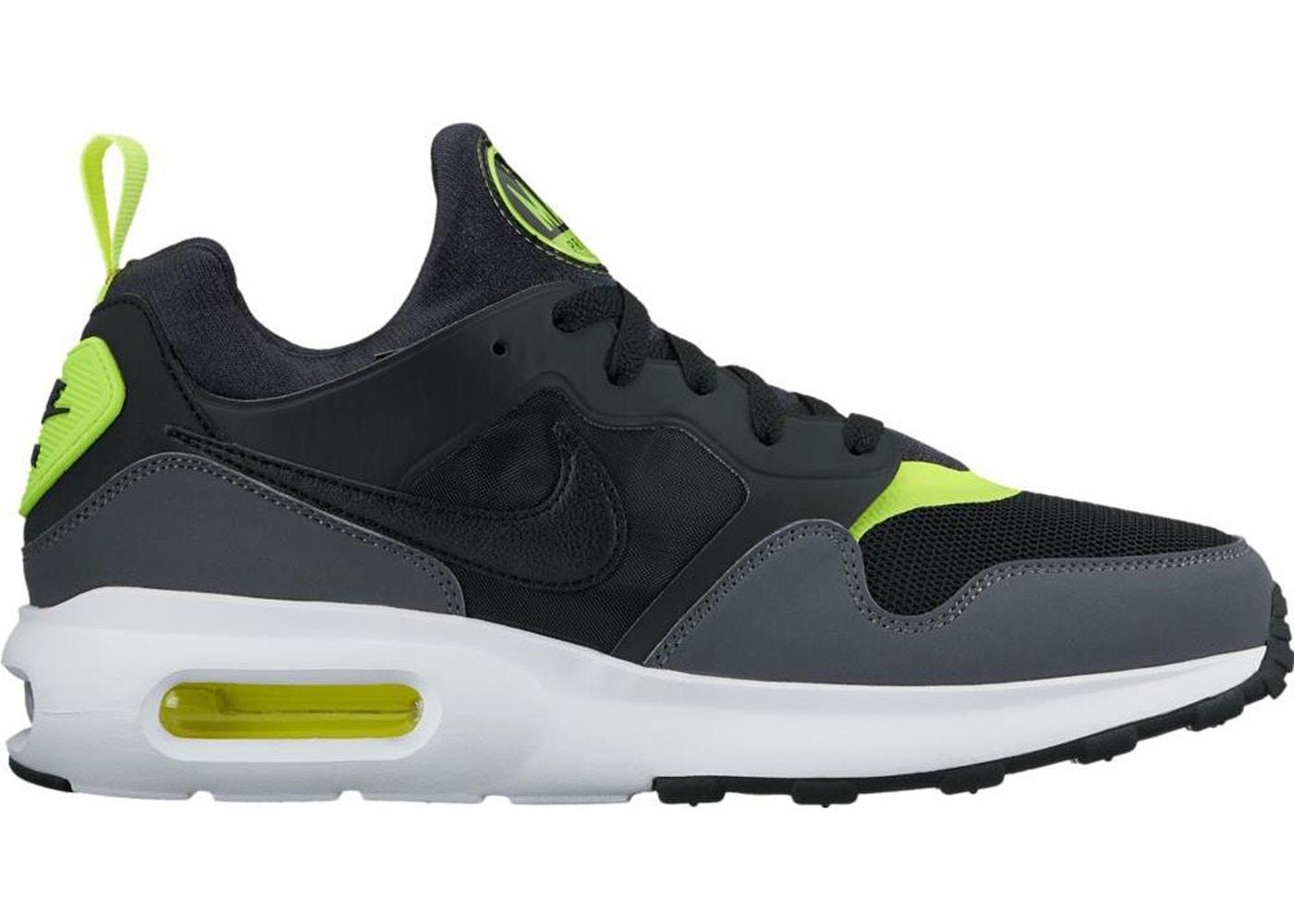 Nike Air Max Prime Black Volt - 876068-005