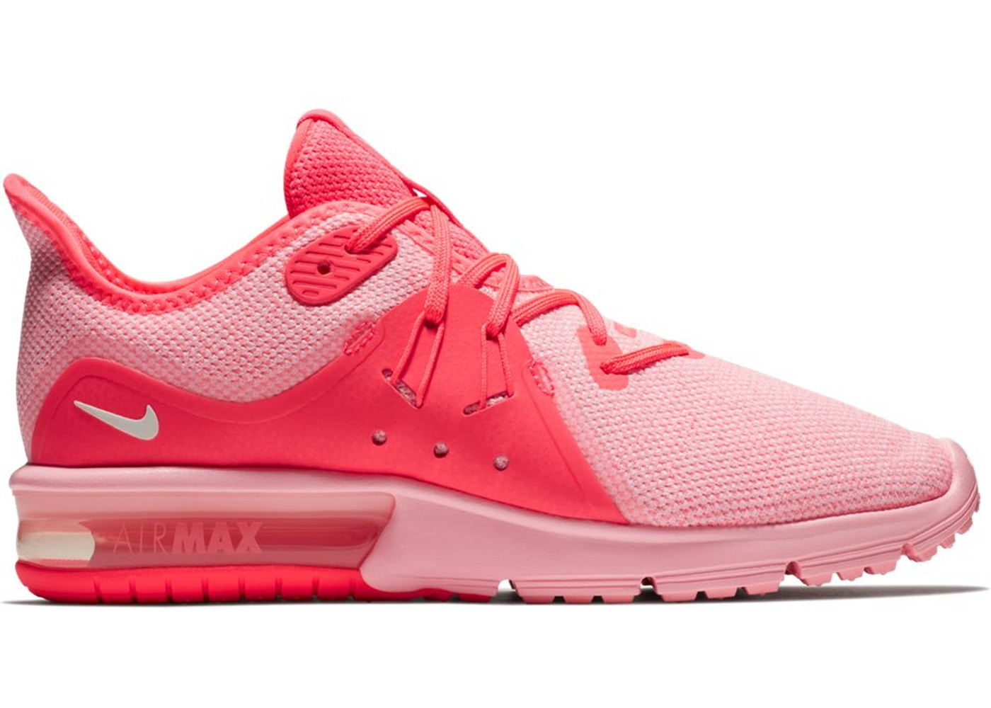 Nike Air Max Sequent 3 Hot Punch (W) - 908993-601