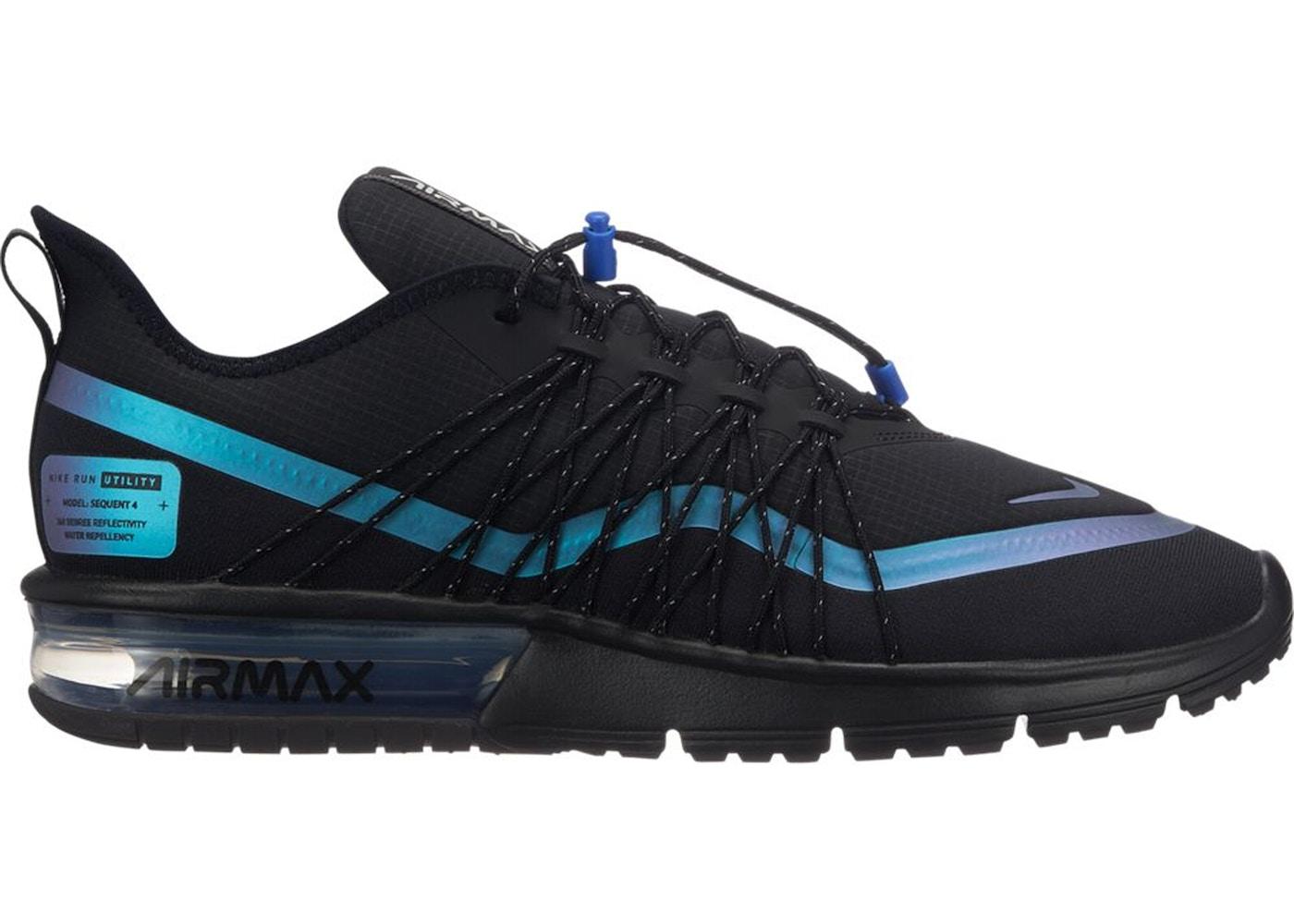 Nike Air Max Sequent 4 Utility Throwback Future
