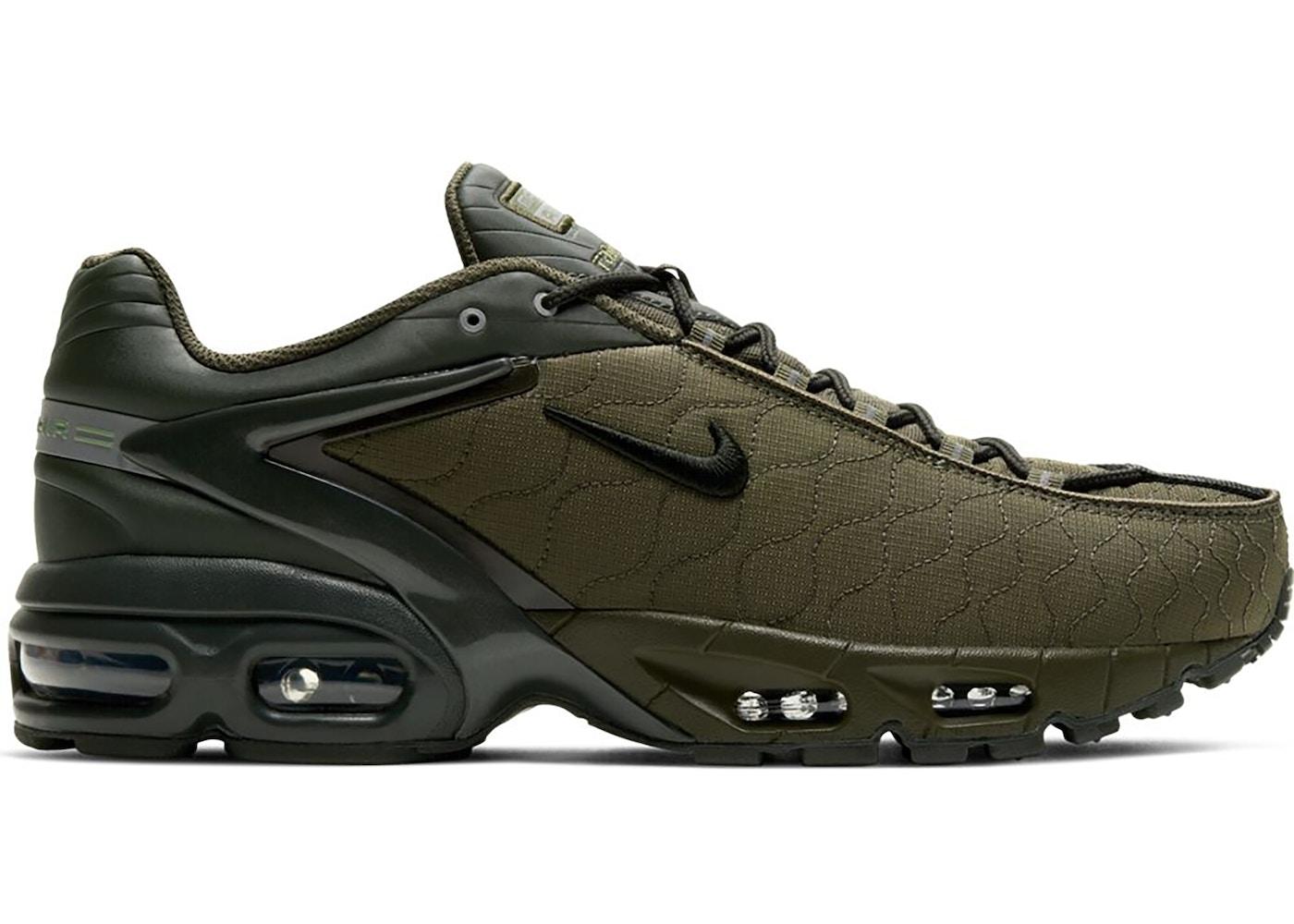 Nike Air Max Tailwind 5 Medium Olive - CQ8713-200