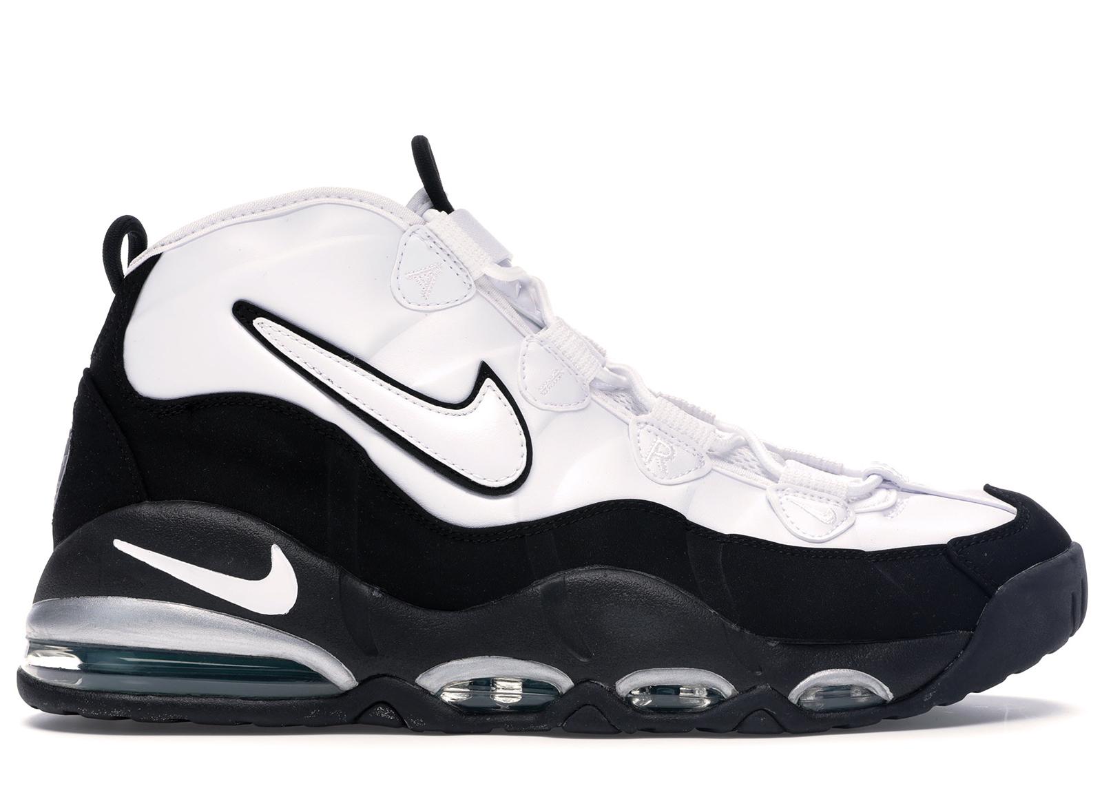 Nike Air Max Uptempo 95 White Black Teal (2011/2015)