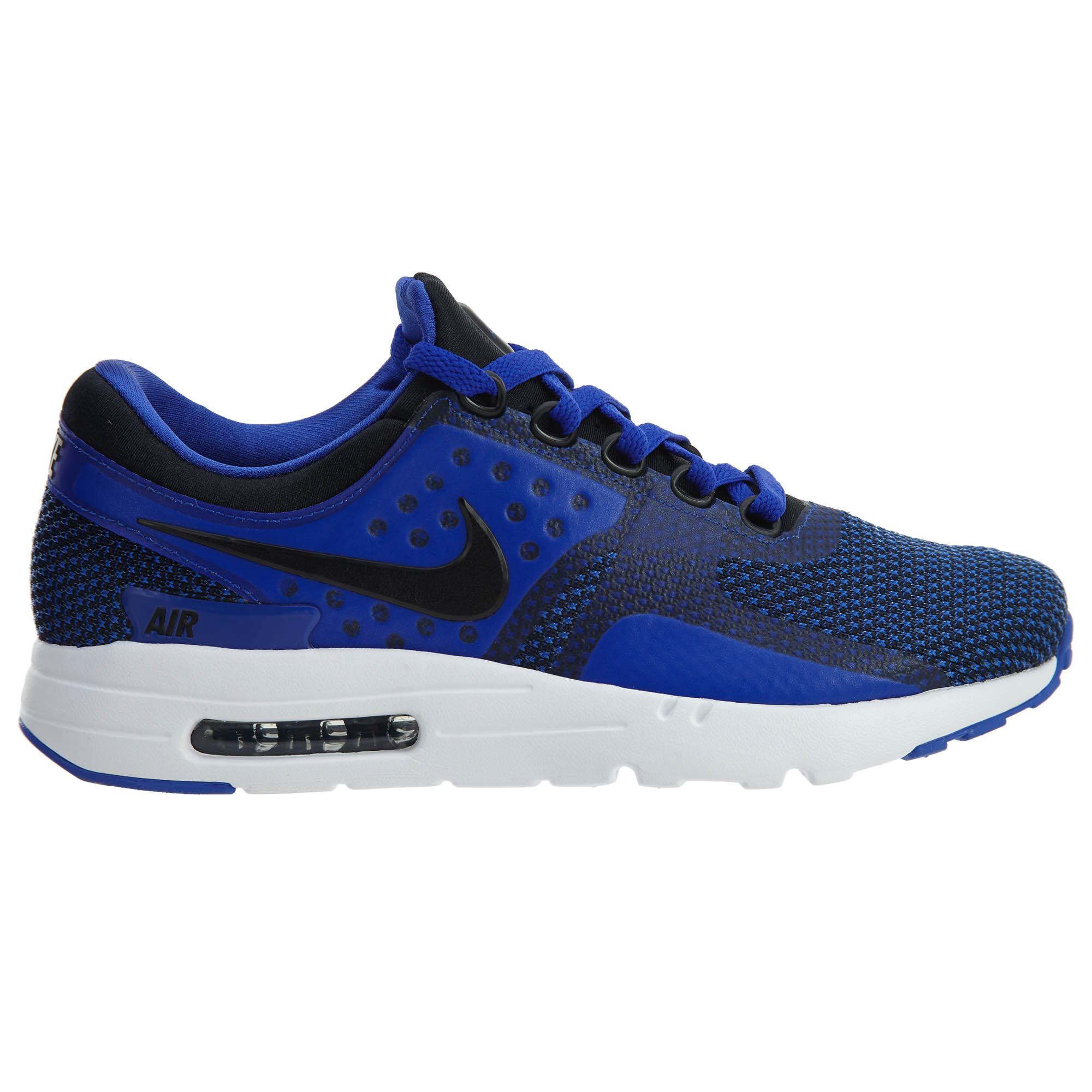 Nike Air Max Zero Essential Black/Black/Paramount Blue