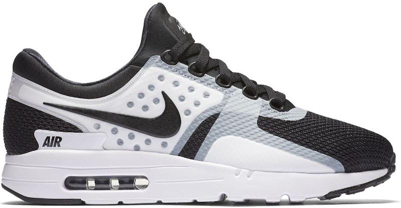 Nike Air Max Zero White Black