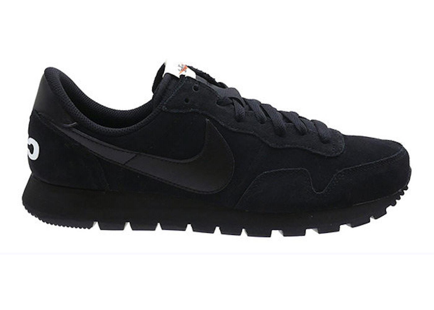 matiz zoo visitar  Nike Air Pegasus 83 CDG Black - 917490-001