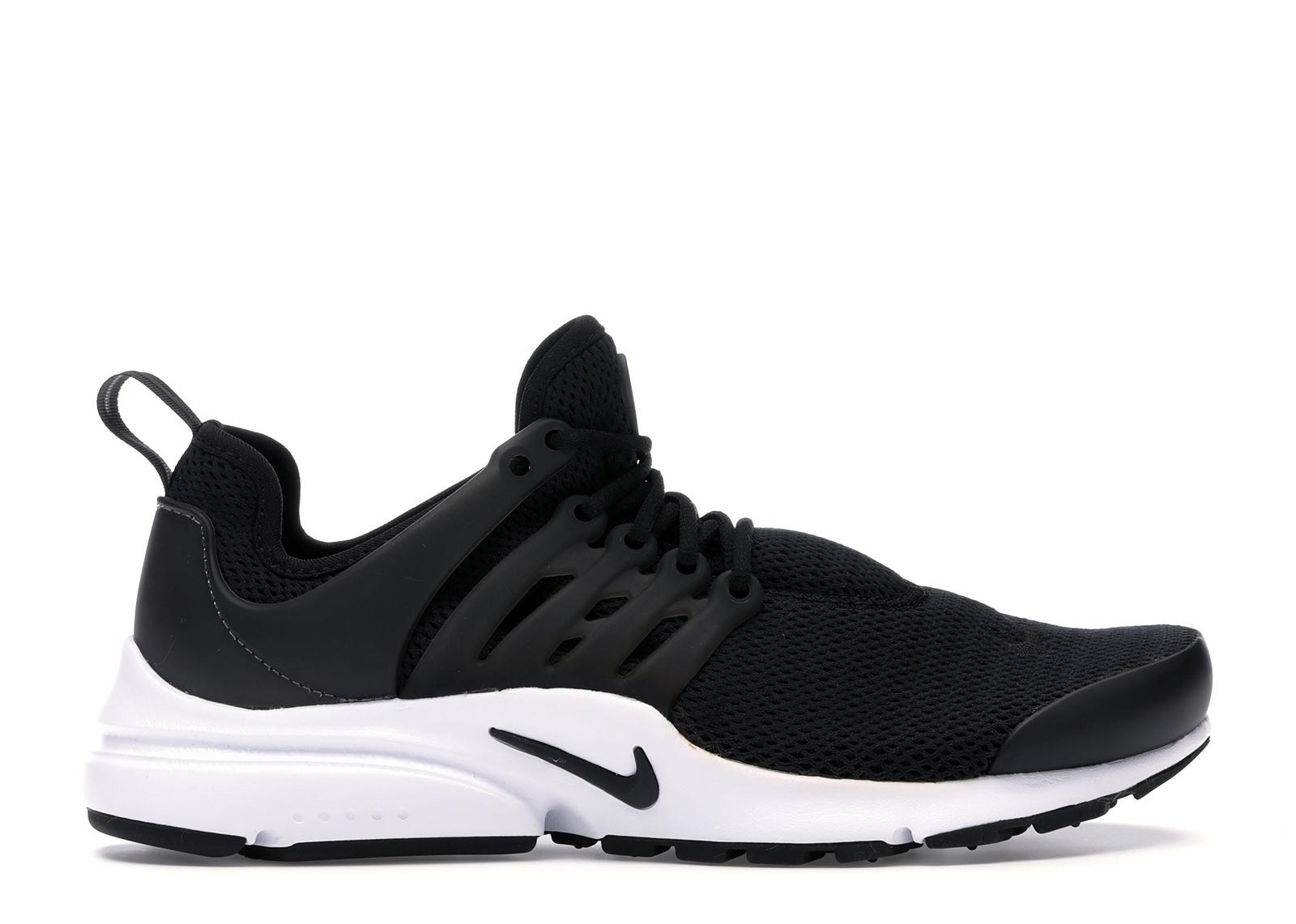 Nike Air Presto Black White (W) - 878068-001