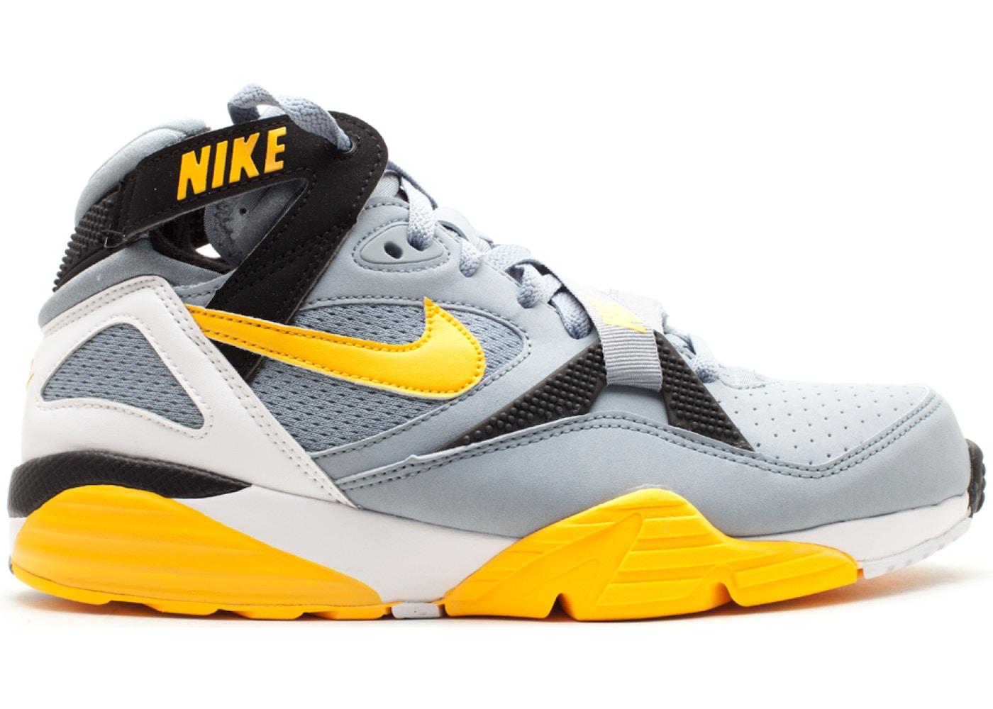 Nike Air Trainer Max 91 Grey Stone Medium Yellow (2010)