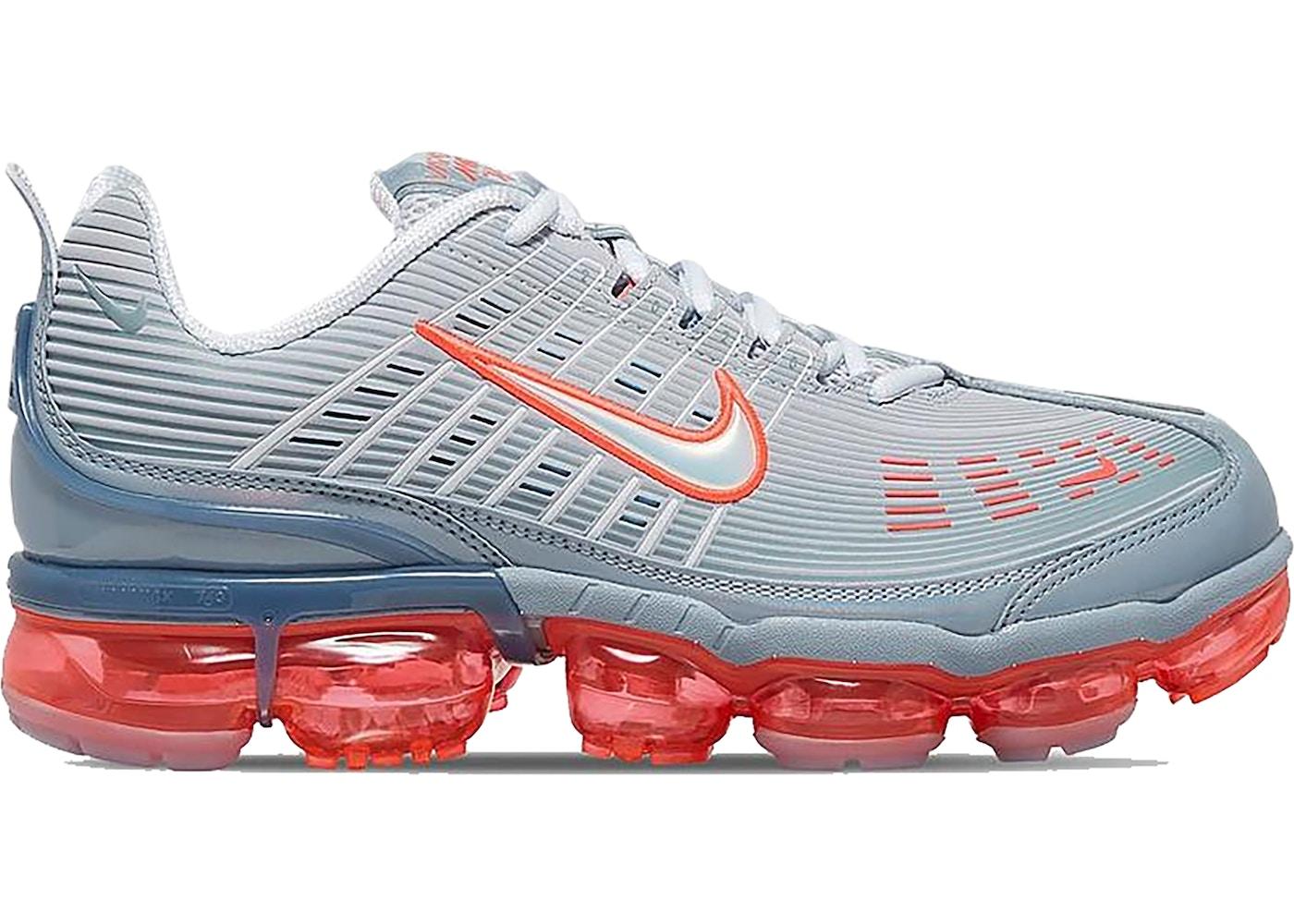 cadena Desgastado Hazlo pesado  Nike Air VaporMax 360 Sky Grey Flash Crimson - CK9671-002