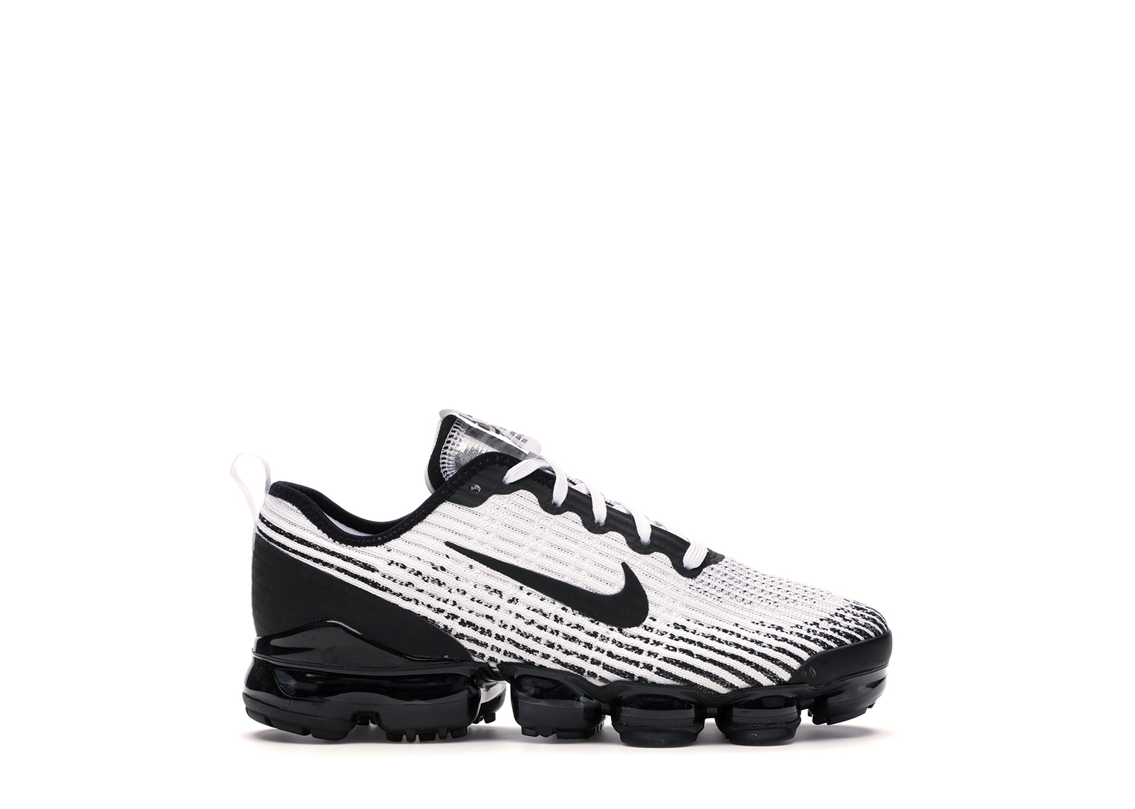 Air VaporMax Flyknit 3 GS 'Black Anthracite'
