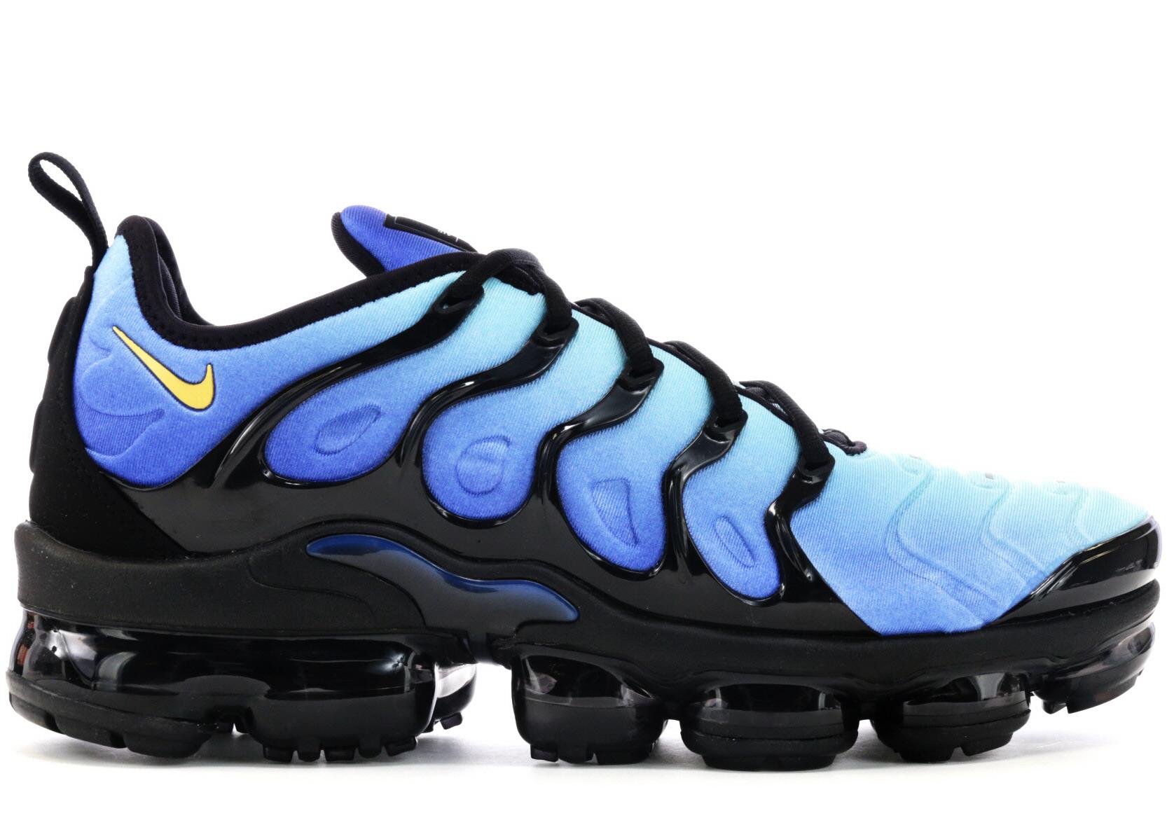 Nike Air VaporMax Plus Hyper Blue