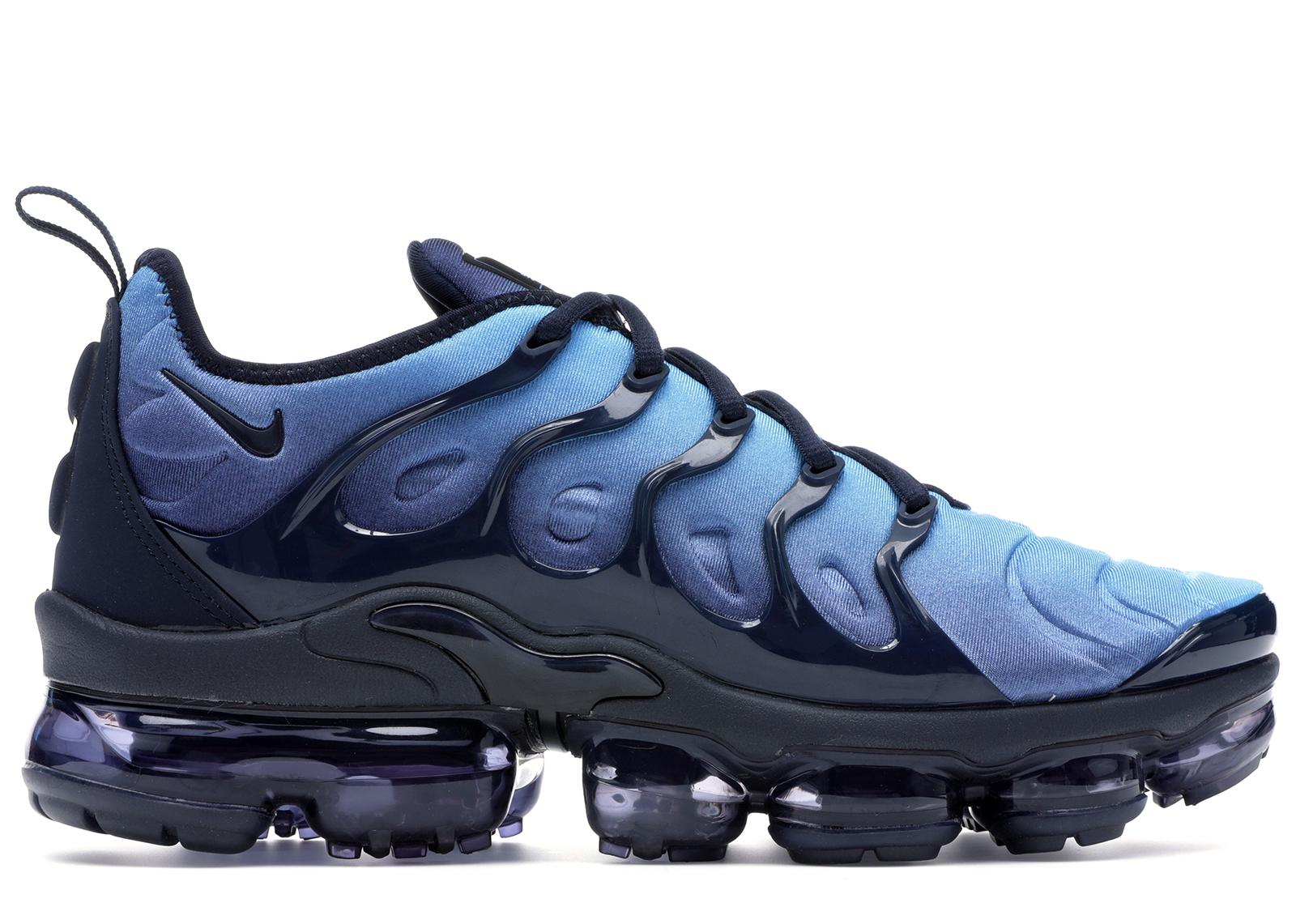 Nike Air VaporMax Plus Obsidian