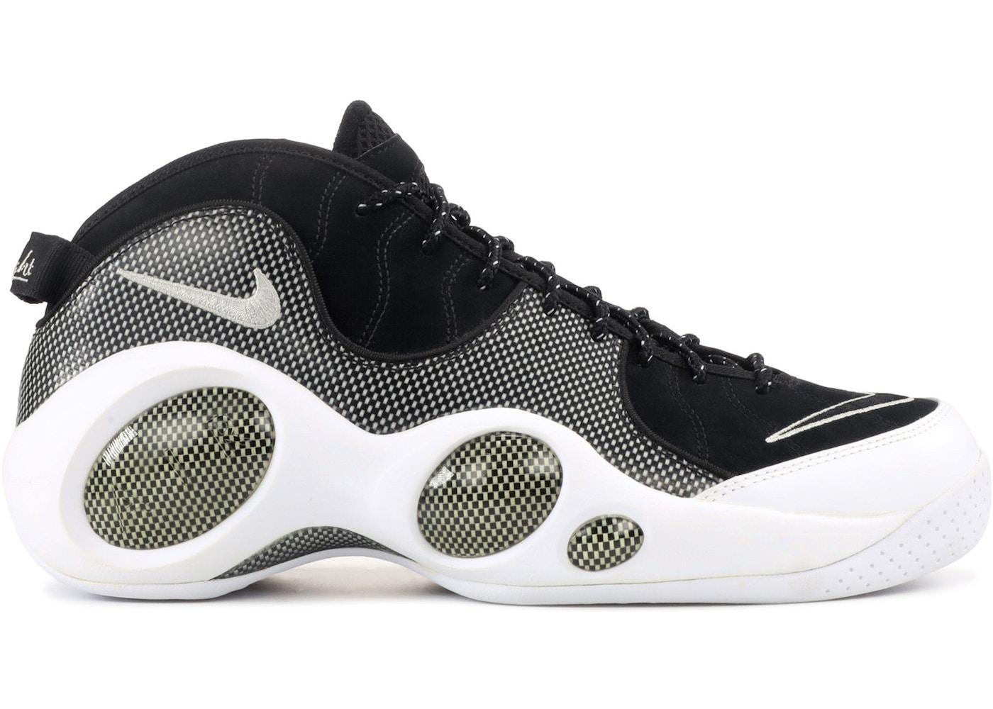 Nike Air Zoom Flight 95 Black White (2008)