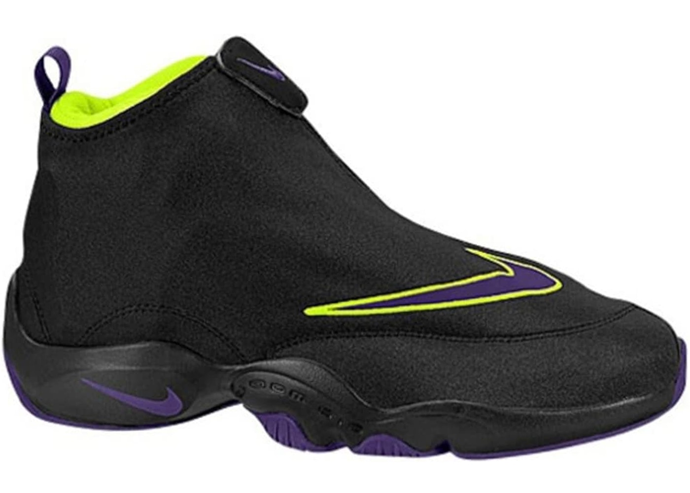 Nike Air Zoom Flight '98 The Glove Lakers - 616772-003