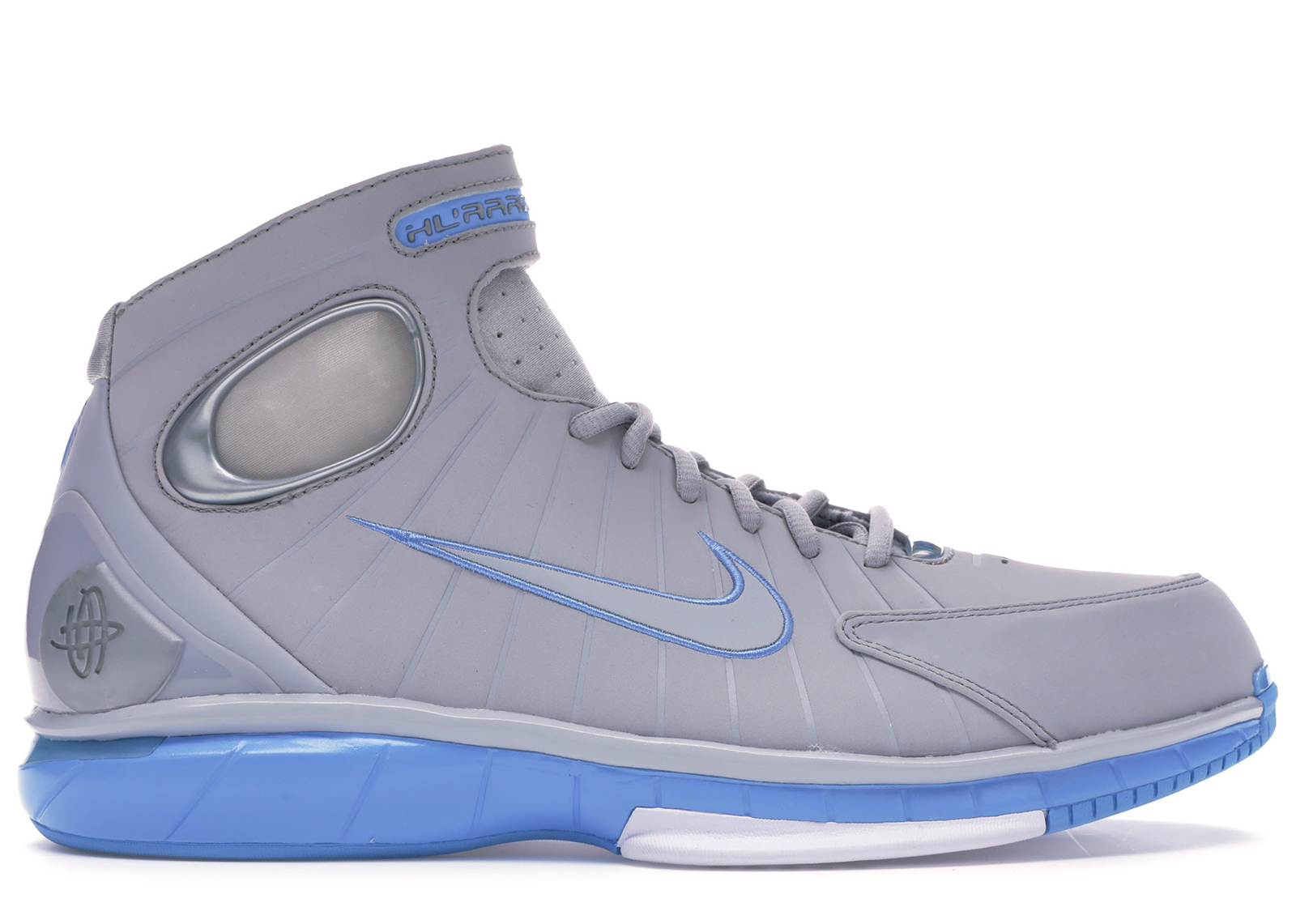 Nike Air Zoom Huarache 2K4 Wolf Grey Uni Blue