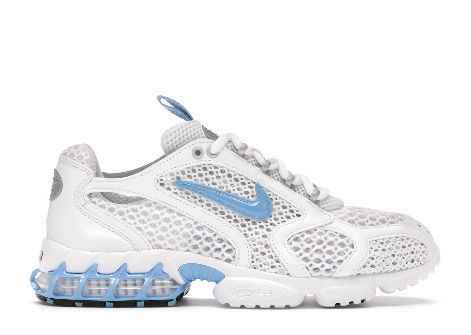 Nike Air Zoom Spiridon Cage 2 White University Blue (W) - CD3613-100