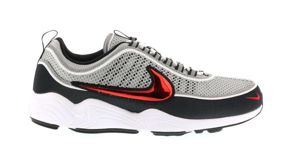 Nike Air Zoom Spiridon OG Black Sport Red (2016)