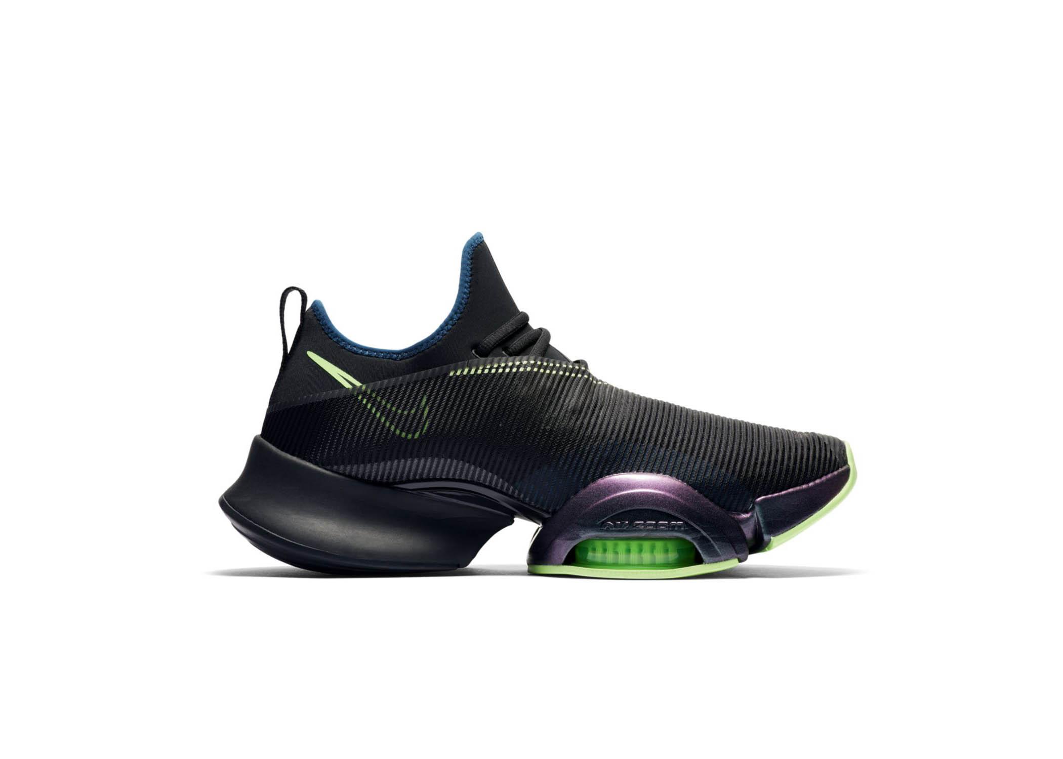 Nike Air Zoom SuperRep Black