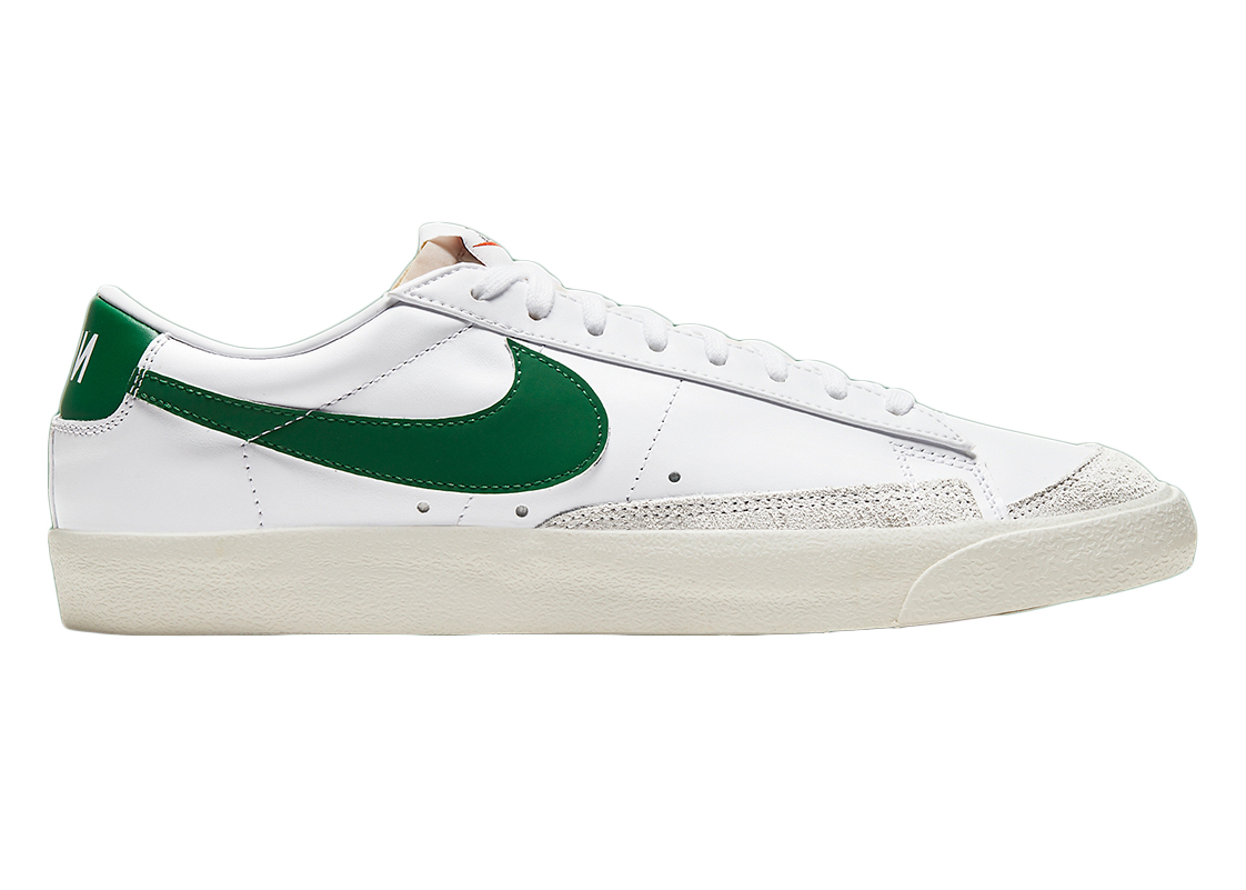 Nike Blazer Low 77 Pine Green