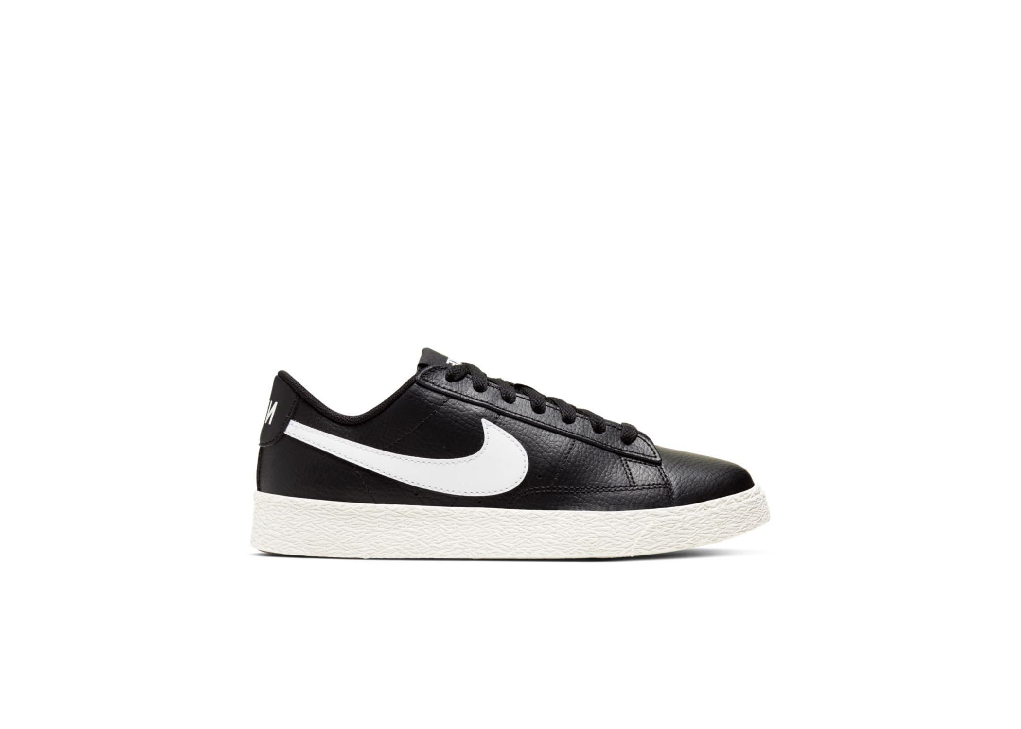 Nike Blazer Low Black (GS)