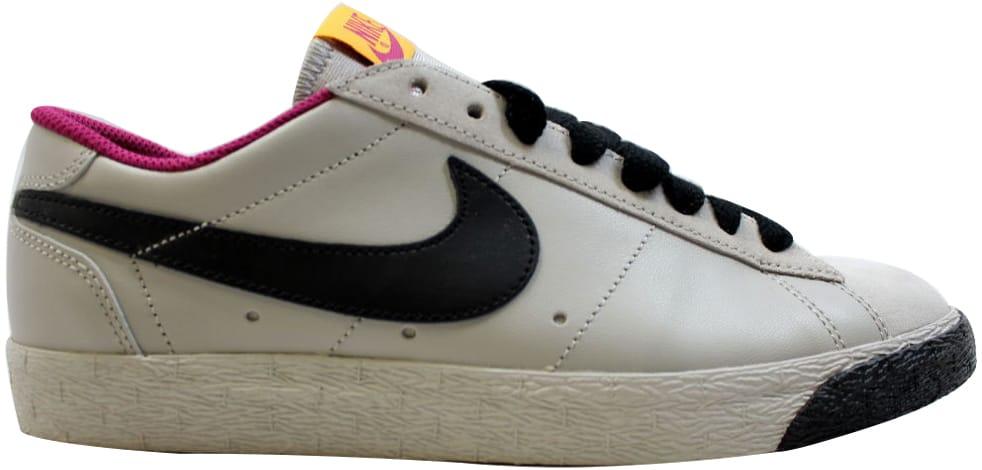 Nike Blazer Low Classic Granite/Black-Rave Pink-Pure Gold - 317552-004