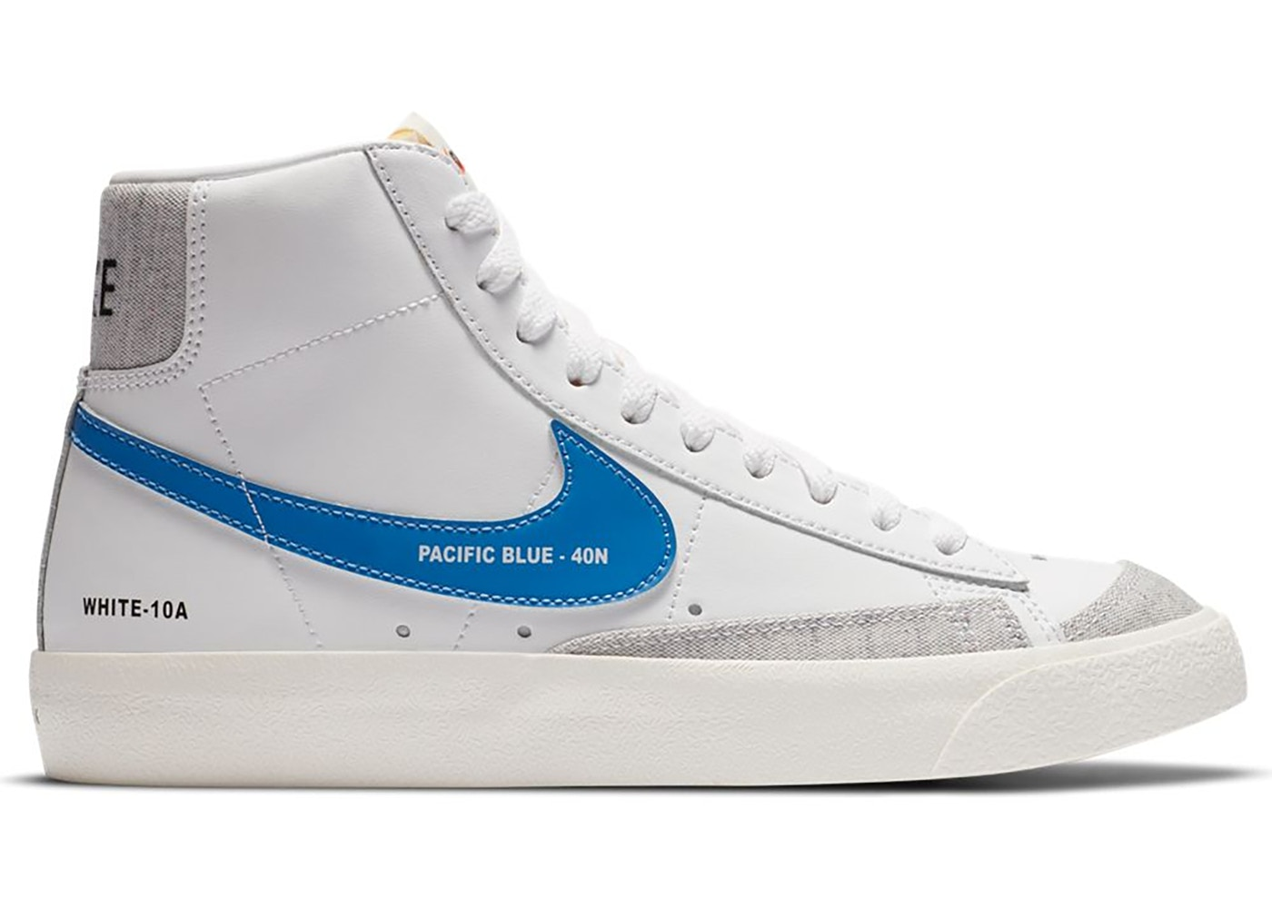 Nike Blazer Mid 77 Color Code White (W)
