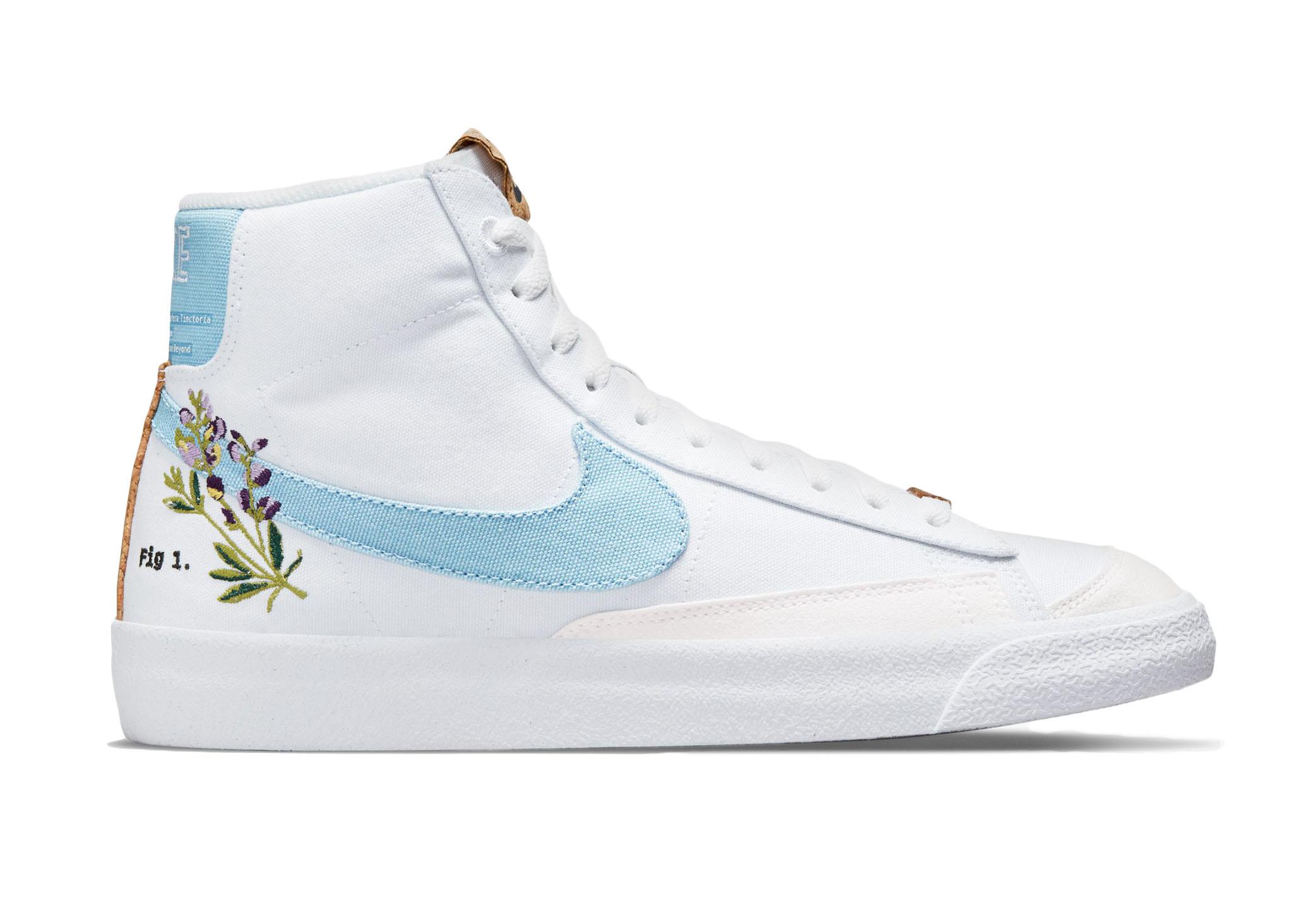 Nike Blazer Mid 77 Indigo (W)