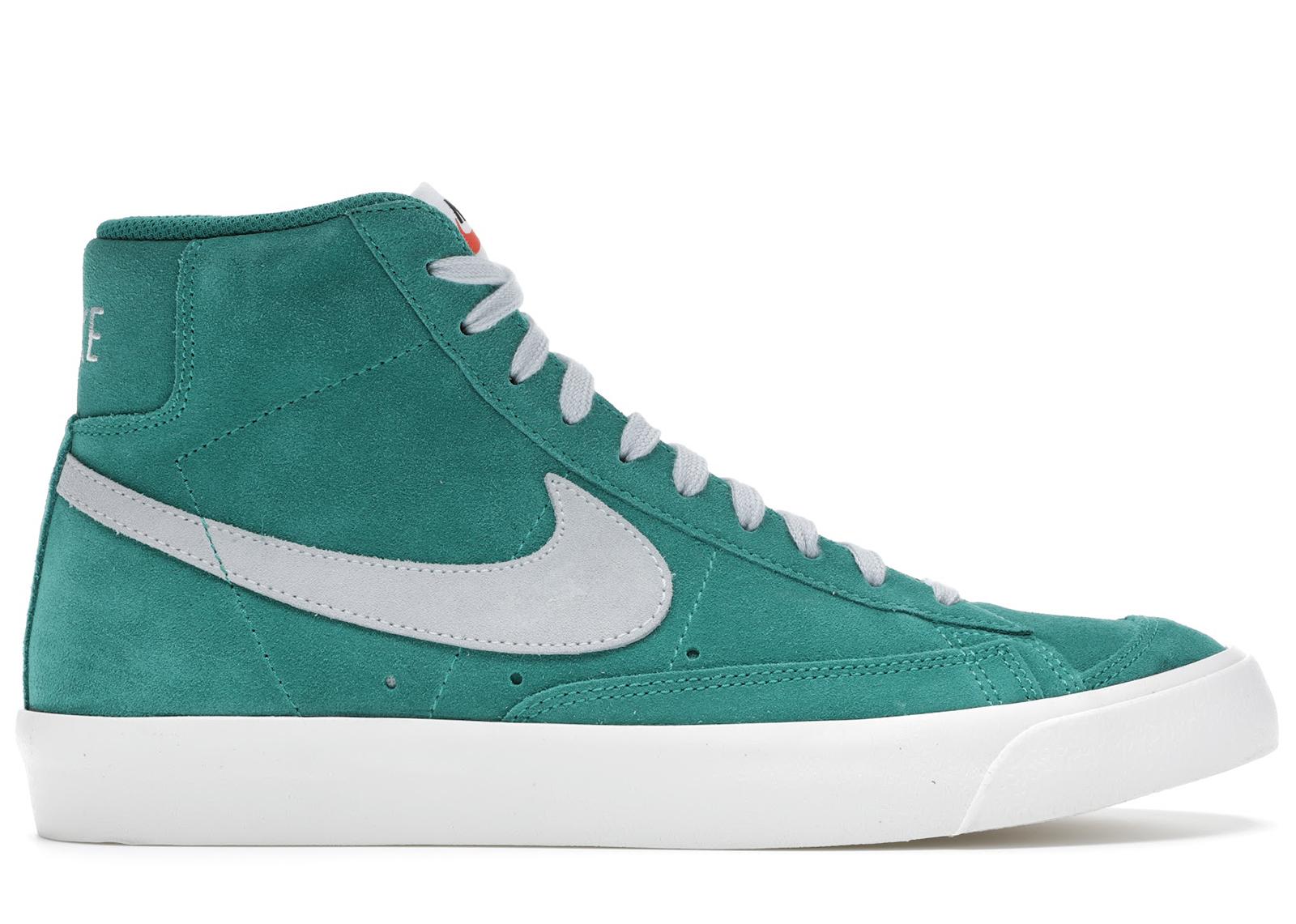 Nike Blazer Mid 77 Vintage Nature Green - CI1172-300