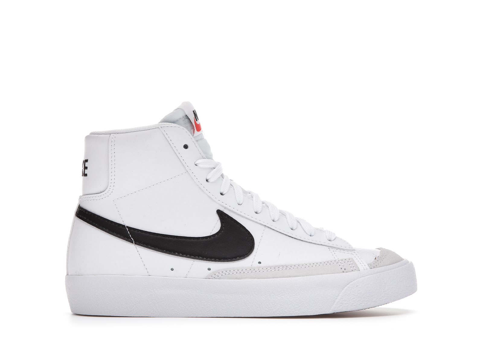 Nike Blazer Mid 77 White Black (GS) - DA4086-100