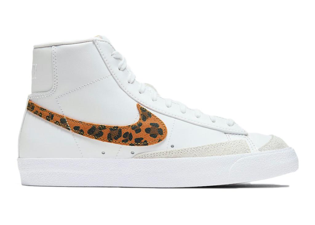 Nike Blazer Mid Leopard (W)