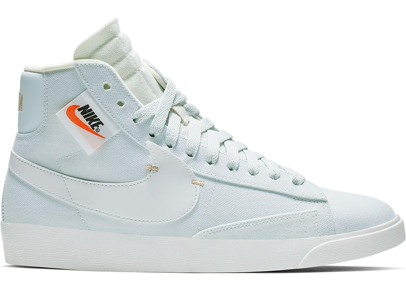 Nike Blazer Mid Rebel Ghost Aqua (W)