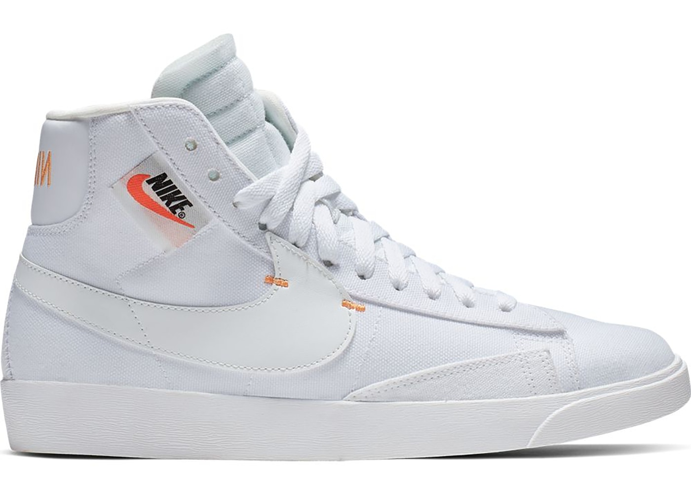 Nike Blazer Mid Rebel Summit White (W)