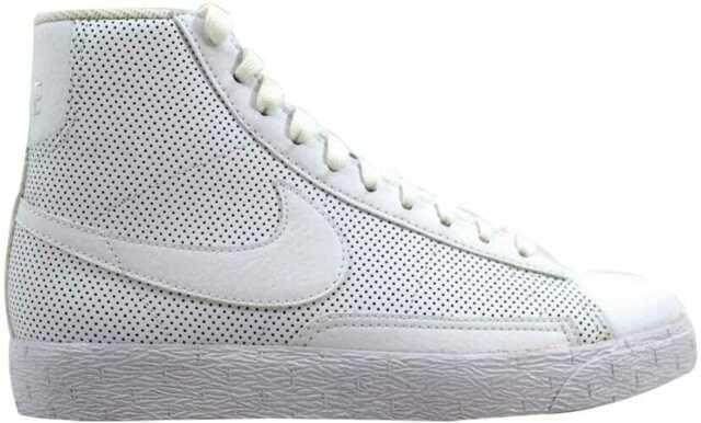 Nike Blazer Mid White (GS)