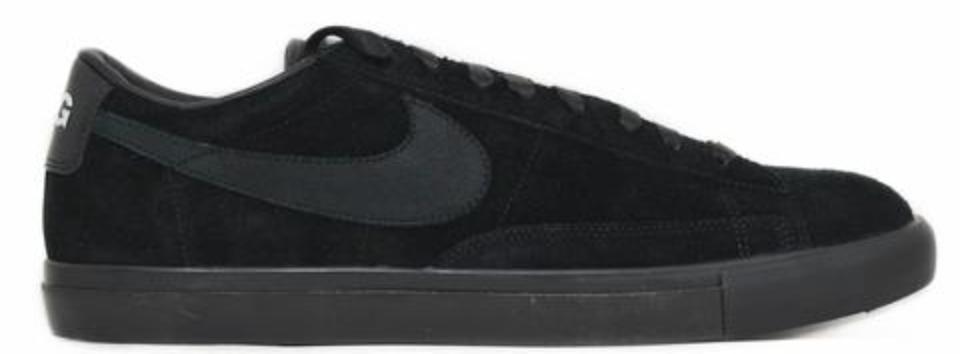 Nike SB Blazer Low Comme des Garcons Black - 633699-009