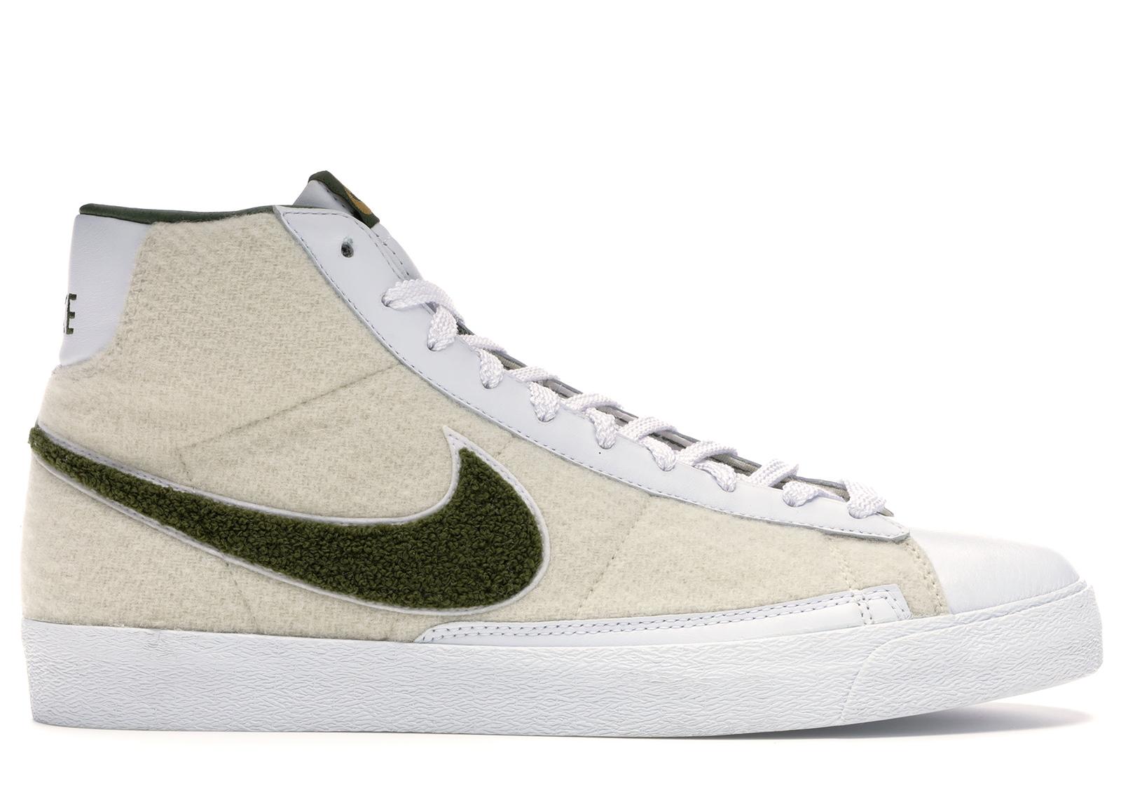 Nike SB Blazer Stussy Vapor