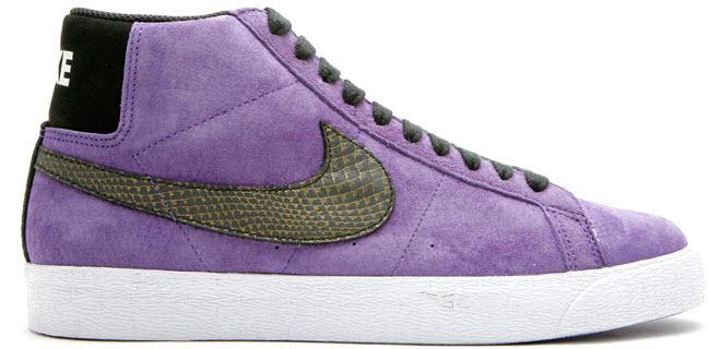 Nike SB Blazer Varsity Purple - 314070-501