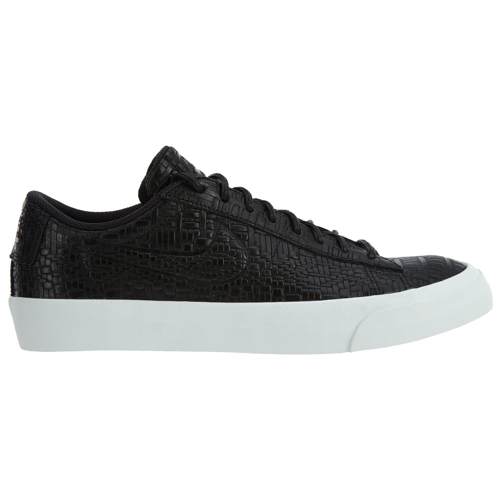Nike Blazer Studio Low Black/Black/Summit White