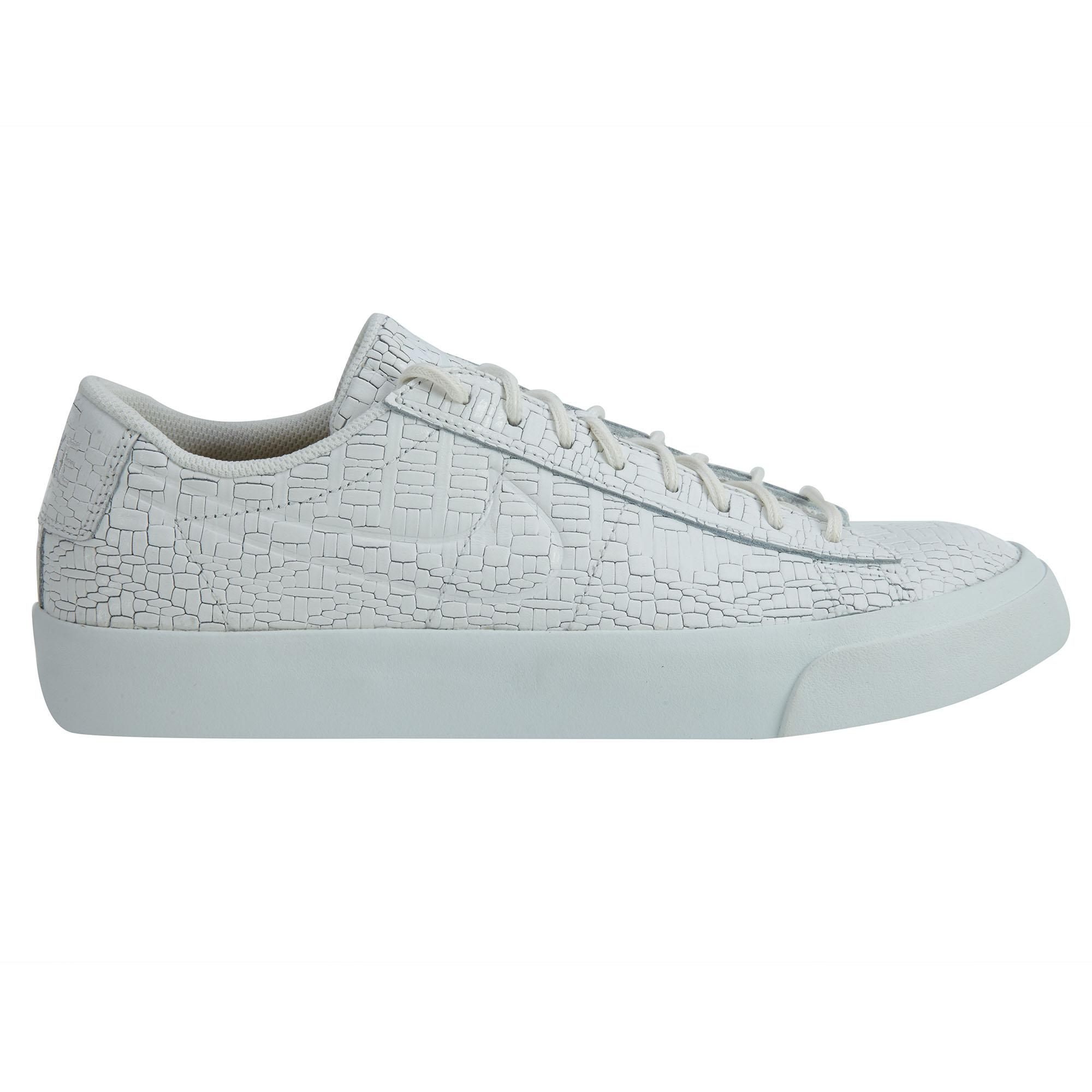 Nike Blazer Studio Low Summit White/Summit White - 880872-100