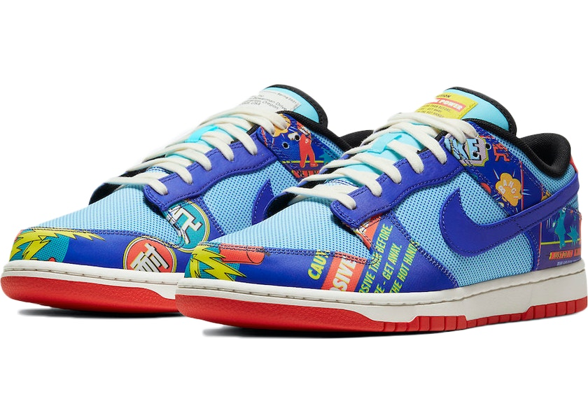 Nike Dunk Low Chinese New Year Firecracker (2021)