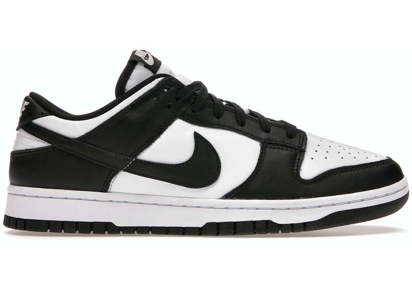 Nike Dunk Low Retro White Black (2021)