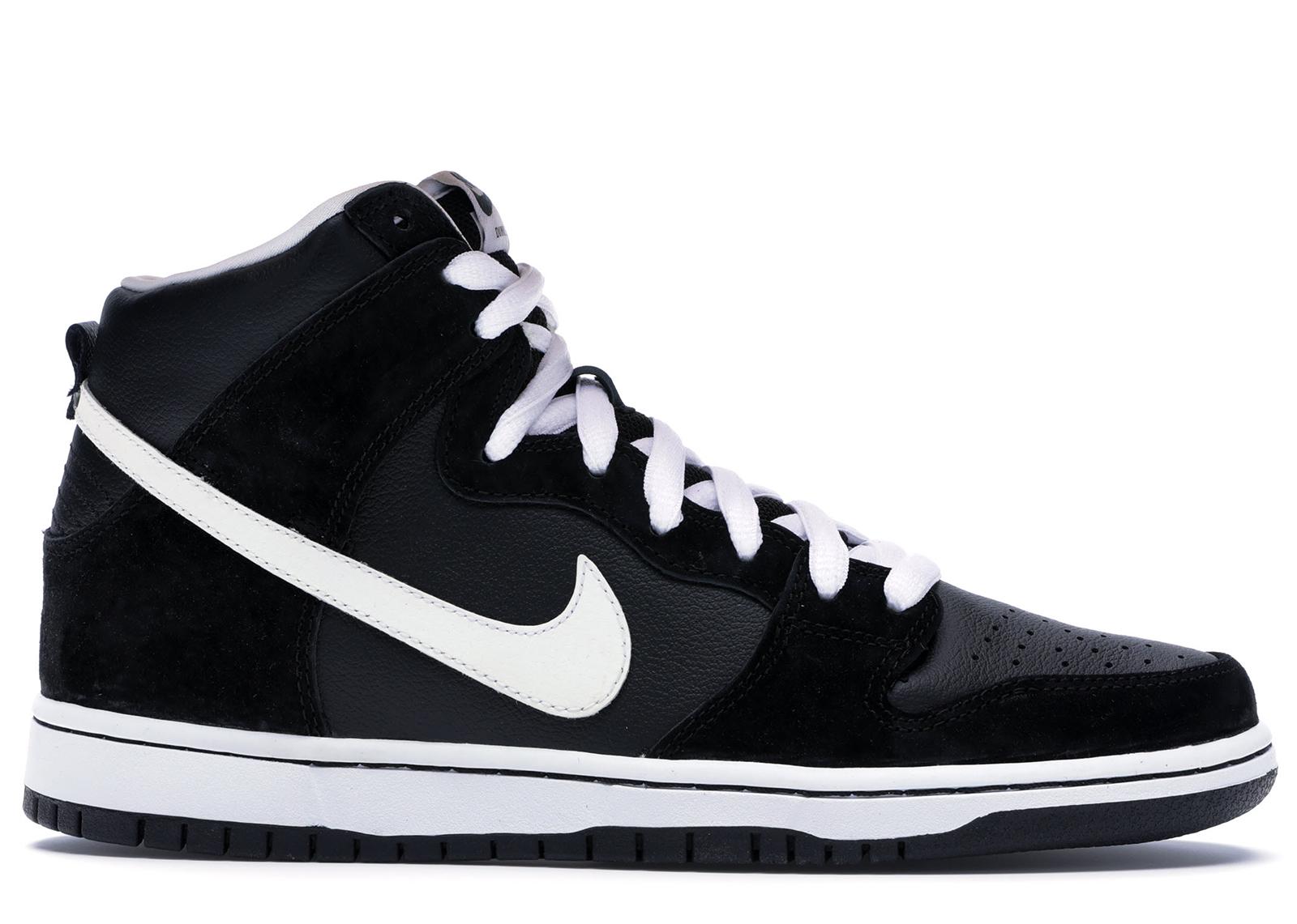 Nike Dunk SB High Venom Black