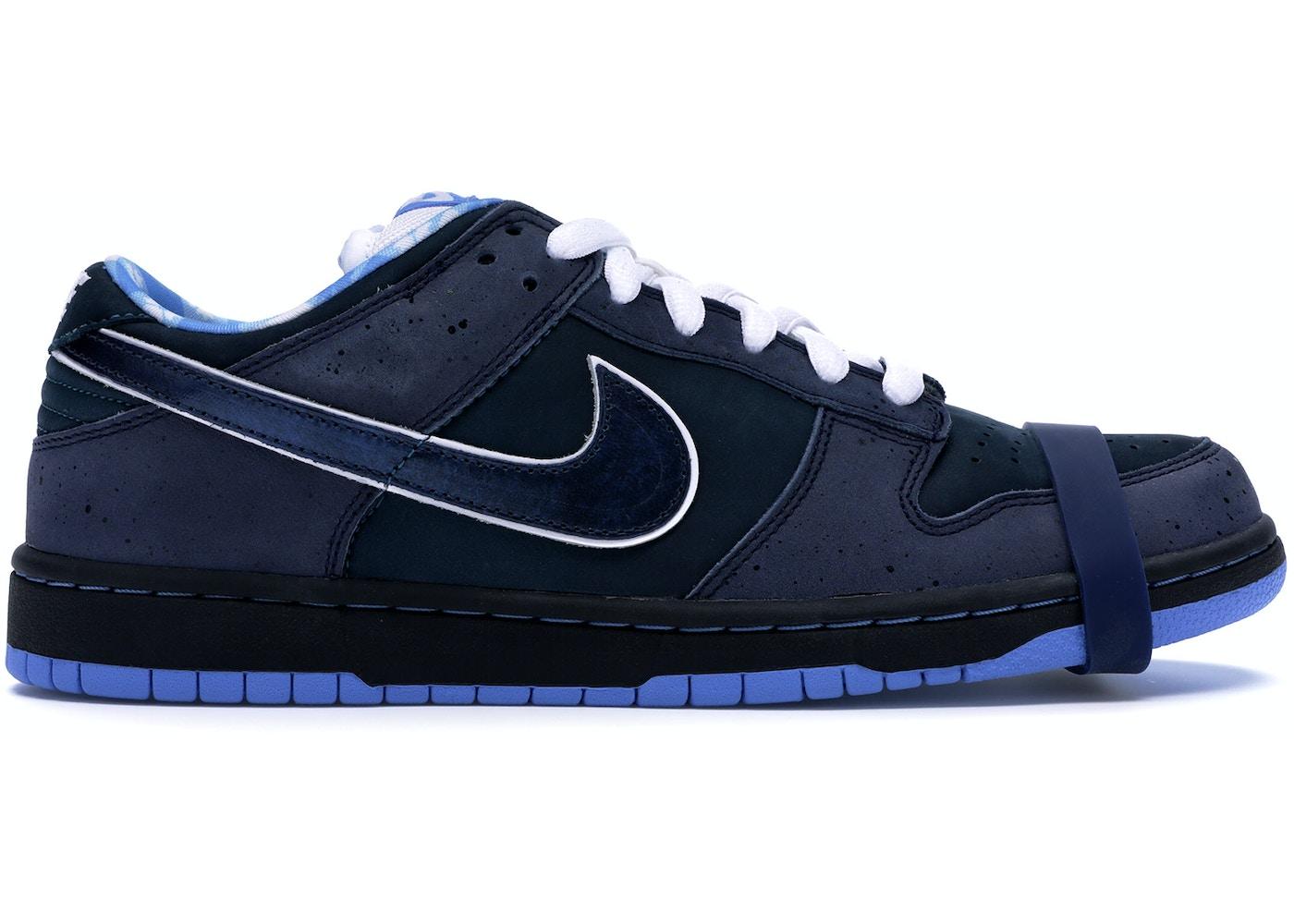 Sin valor Galleta Adepto  Nike Dunk SB Low Blue Lobster - 313170-342