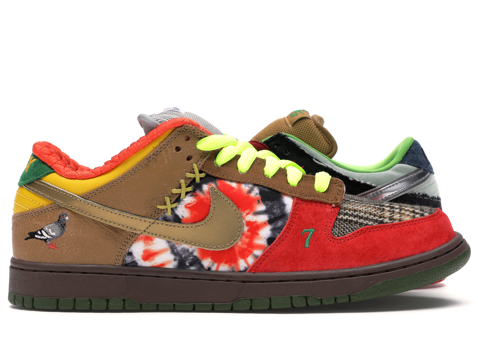 Nike Dunk SB Low What the Dunk - 318403-141