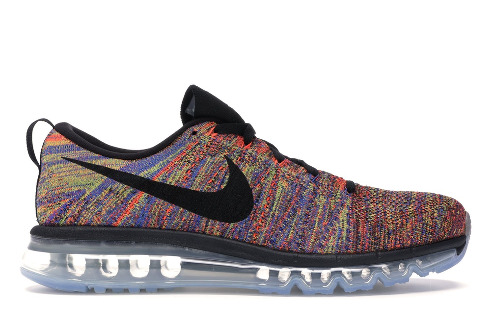 Nike Flyknit Air Max Multi-Color