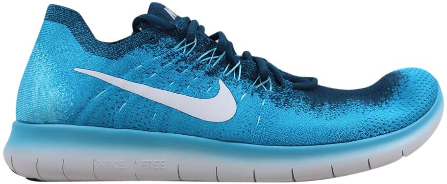 Nike Free RN Flyknit 2017 Blue Lagoon