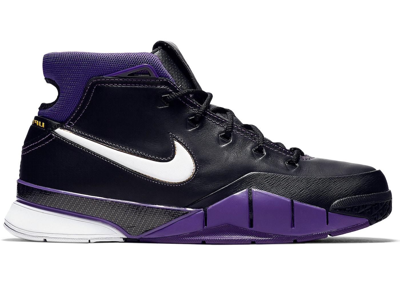 Nike Kobe 1 Protro Purple Reign