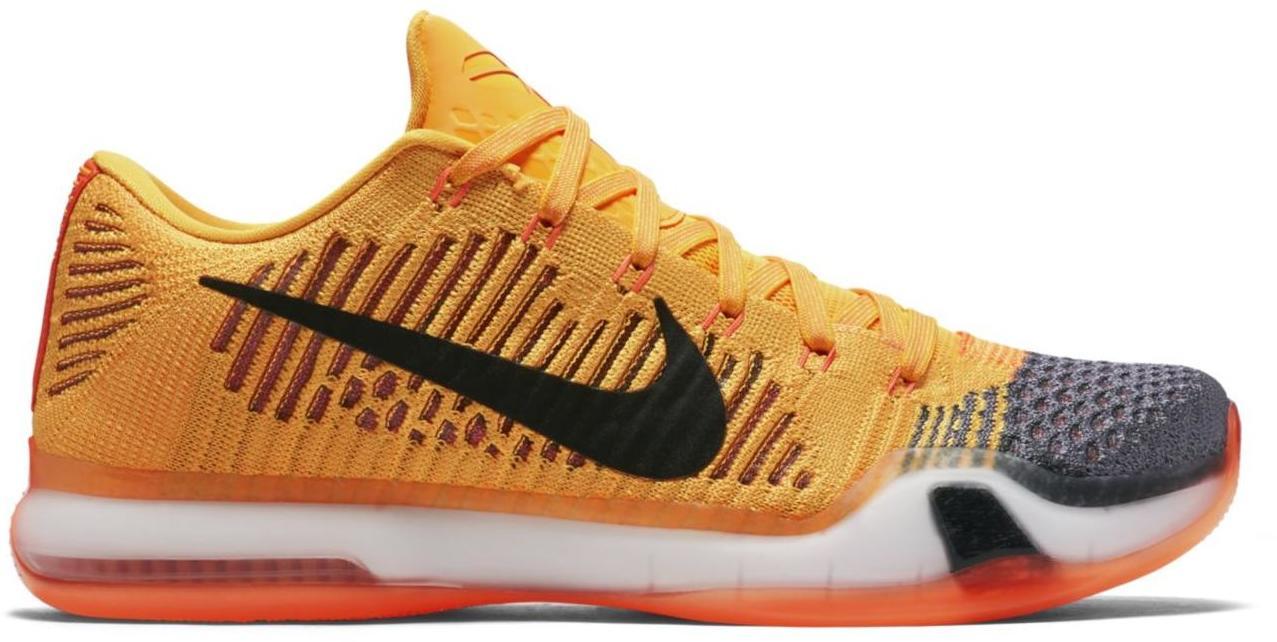 Nike Kobe 10 Elite Chester - 747212-818