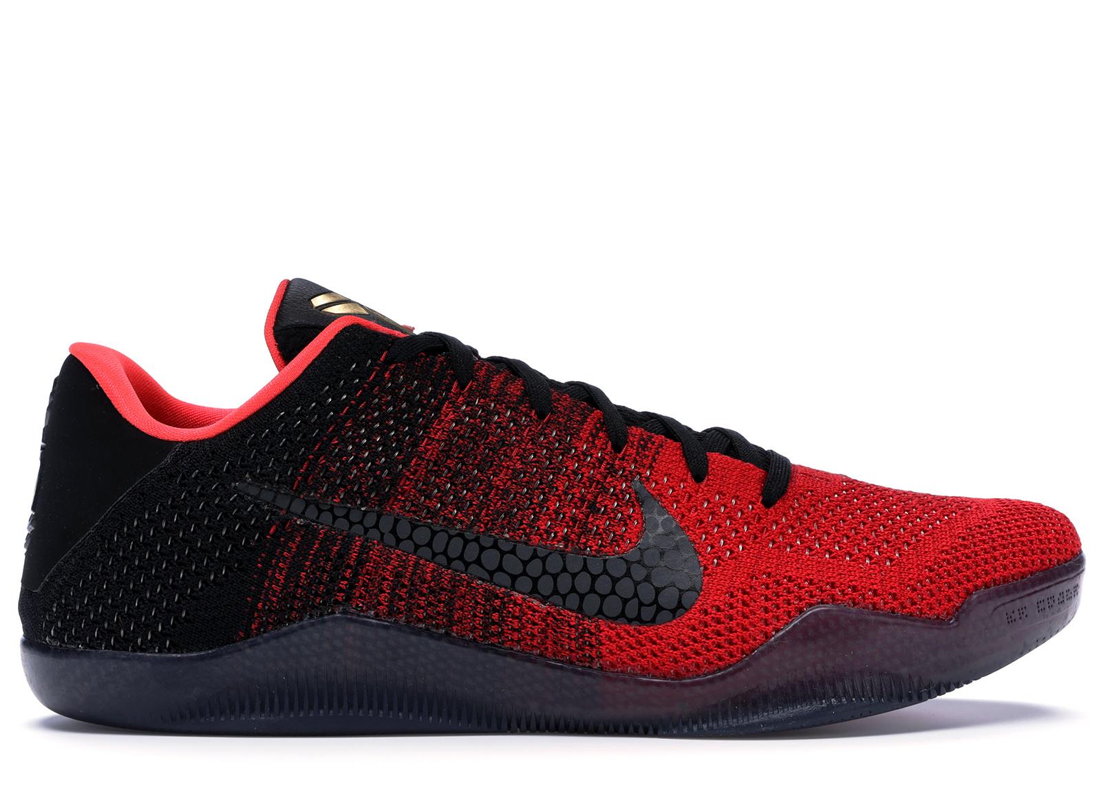 Nike Kobe 11 Elite Low Achilles Heel - 822675-670