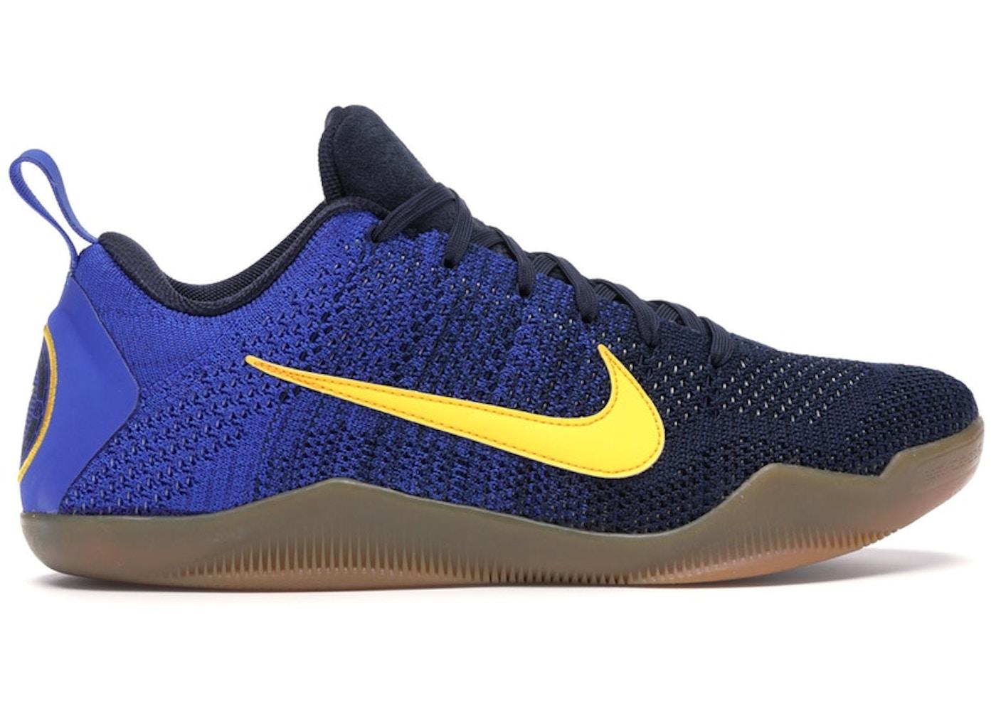 espiritual Yo disparar  Nike Kobe 11 Elite Low FCB Mambacurial - 844130-464