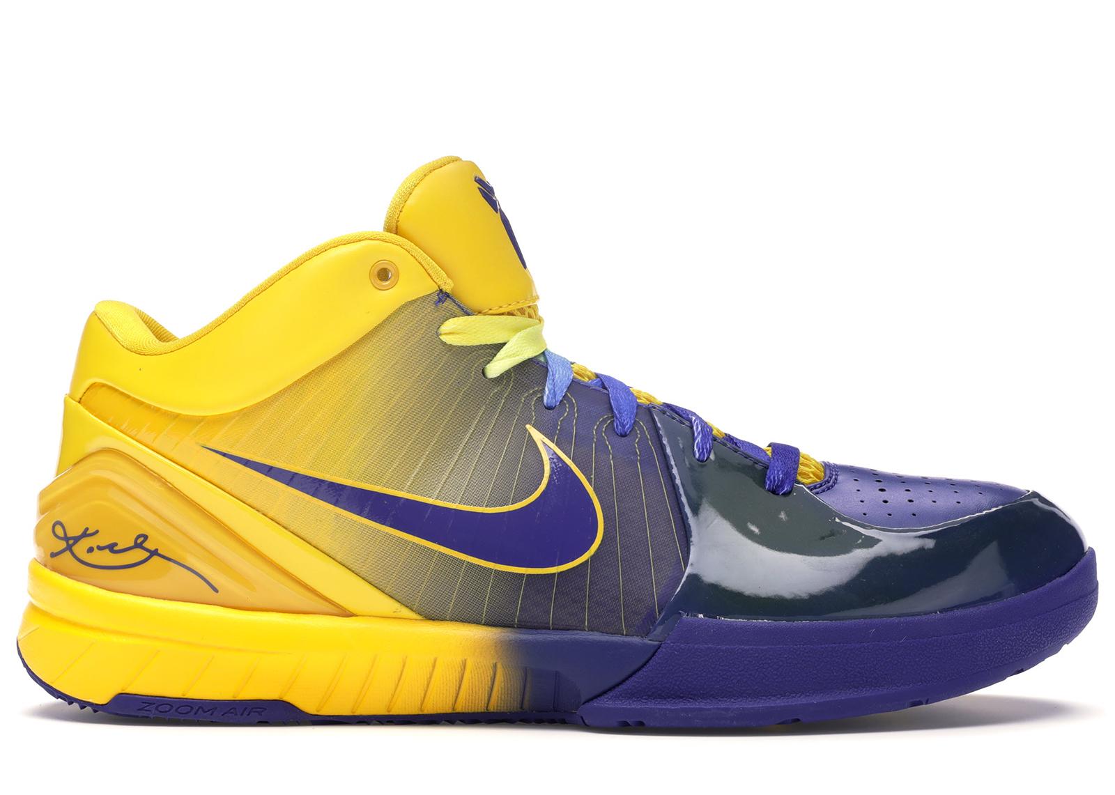 Nike Kobe 4 Four Rings